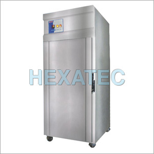 Standard Model Vertical Deep Freezer