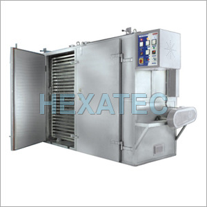 Standard Model Tray Dryer