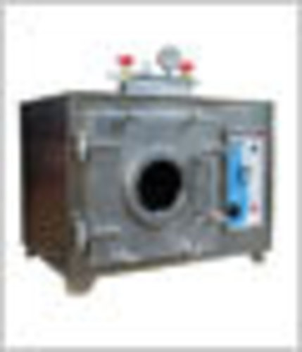 Standard Model Round Vacuum Oven