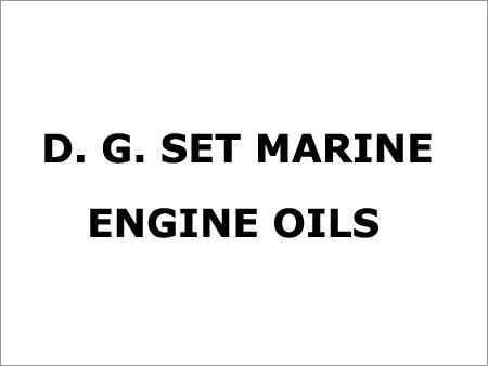 Marine Engine Oils