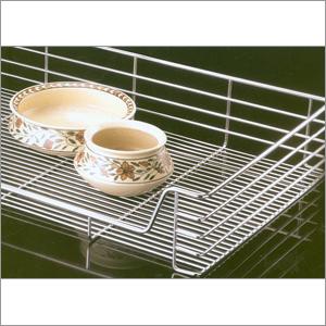 Modular Kitchen Wire Baskets