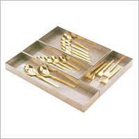 Perforated Cutlery Box