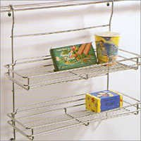 Hanging Multipurpose Rack Double
