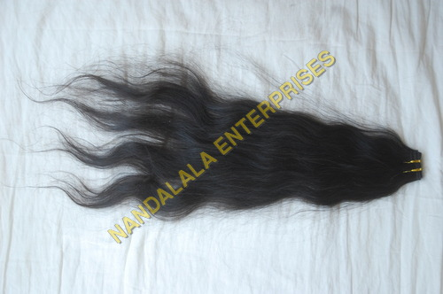 Wavy Skin Weft Hair Extensions