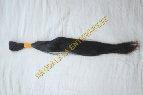 Single Drawn Bulk Human Hair