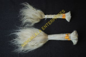 White Hair Extensions