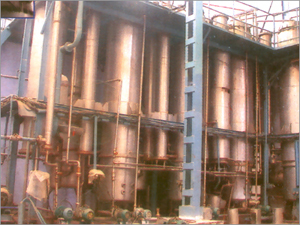 Milk Evaporator Plant