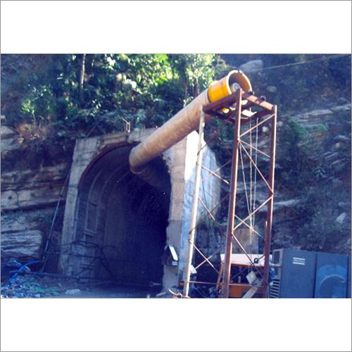 Tunnel Ventilation Fan & Duct