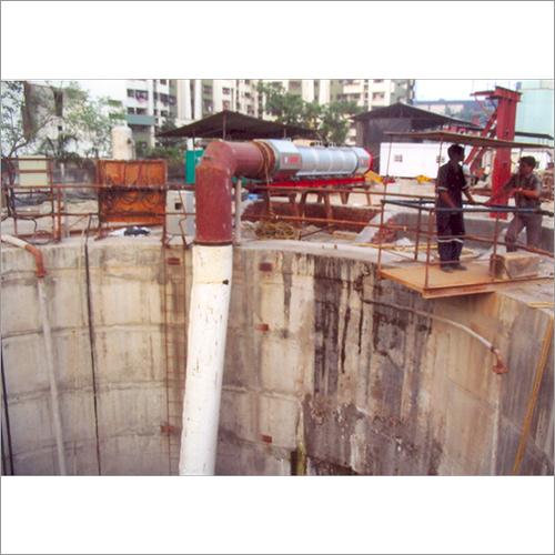 Sewerage Ventilation System