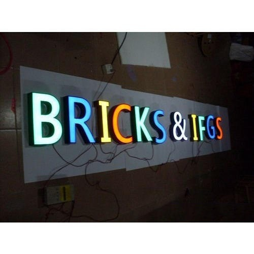 Acrylic Sign Board In Noida, Uttar Pradesh - Dealers & Traders