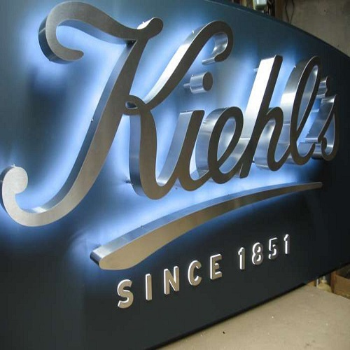 3d Led Back Lit  Signage