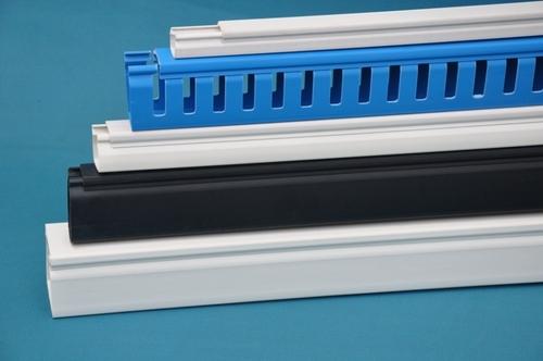 Unslotted PVC Channels