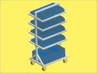 Industrial Material Handle Trolleys