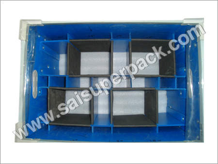 PP Bin For Automobile Mirror