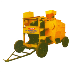 Single Drum Asphalt Mixer