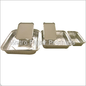 Disposable Foil Containers