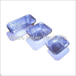Paper Foil Container Lids
