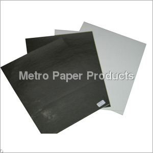 Laminated Silver Papers