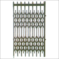 Lift Collapsible Gates