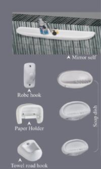 Ceramic Bathroom Fittings
