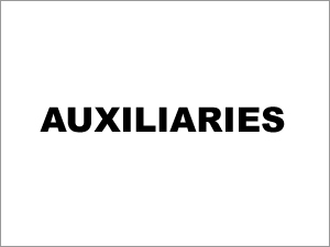 Leather Auxiliaries