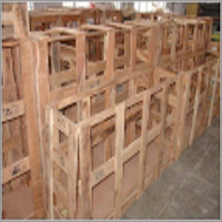 Large Wooden Packing Crates