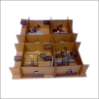 Pine Wood Packaging Box