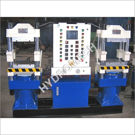 Rubber Compression Moulding Press Machine