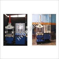 Rubber Injection Moulding Press Machine