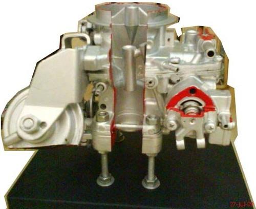Carburetor Model
