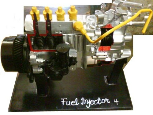 Mechanical Lab Models