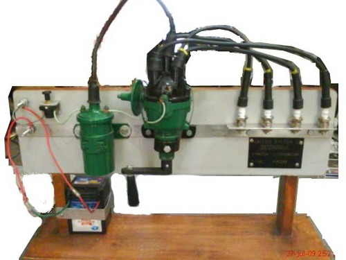 Automobile Ignition System Model