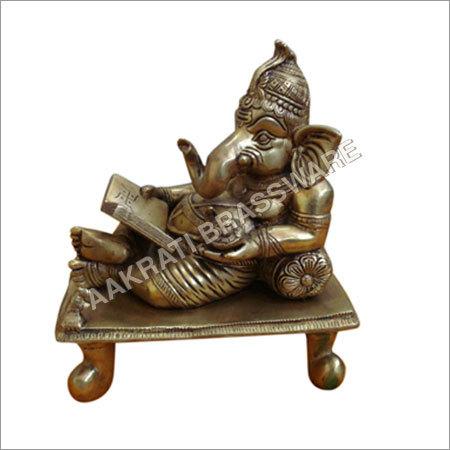 Lord Ganesha Bronze Statue