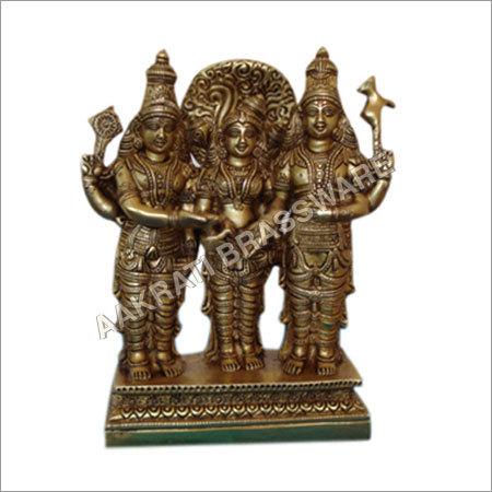Brass Home Decor Statue