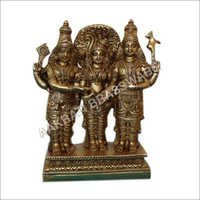 Brass Home Decor Statue
