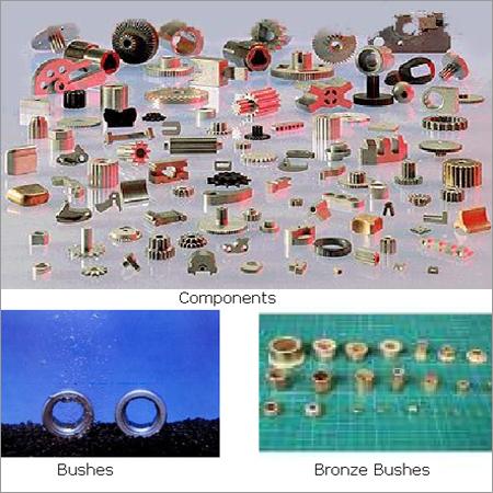 Sintered Metals