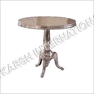 Aluminium Breakfast Table