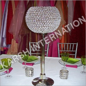 Crystal Tabletop Chandelier