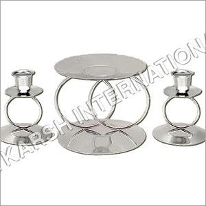 Double Ring Candelabras