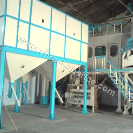 Rice Factory Machinery