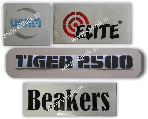Letter Transfer Labels