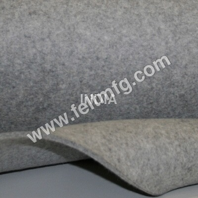 Light Gray Colour Felt