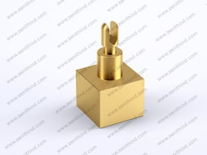 PCB Brass Contacts
