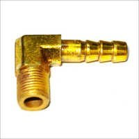 Brass Gas Elbow Fittings