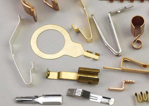 Brass Sheet Pressed Parts