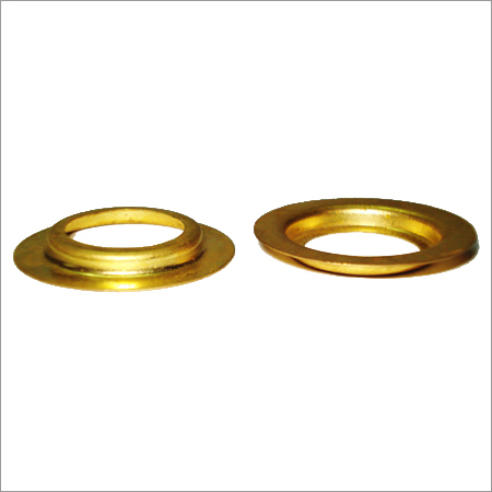 Sheet Cutting Brass Washers