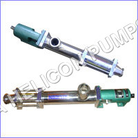 Twin Screw Sanitary Pumps