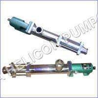 Twin Screw Sanitary Pumps