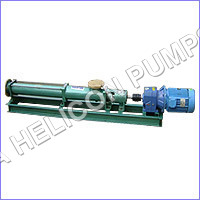 Industrial Screw Pumps