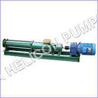 Monoblock Screw Pump